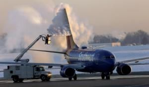 Southwest Airlines - Planes Grounded