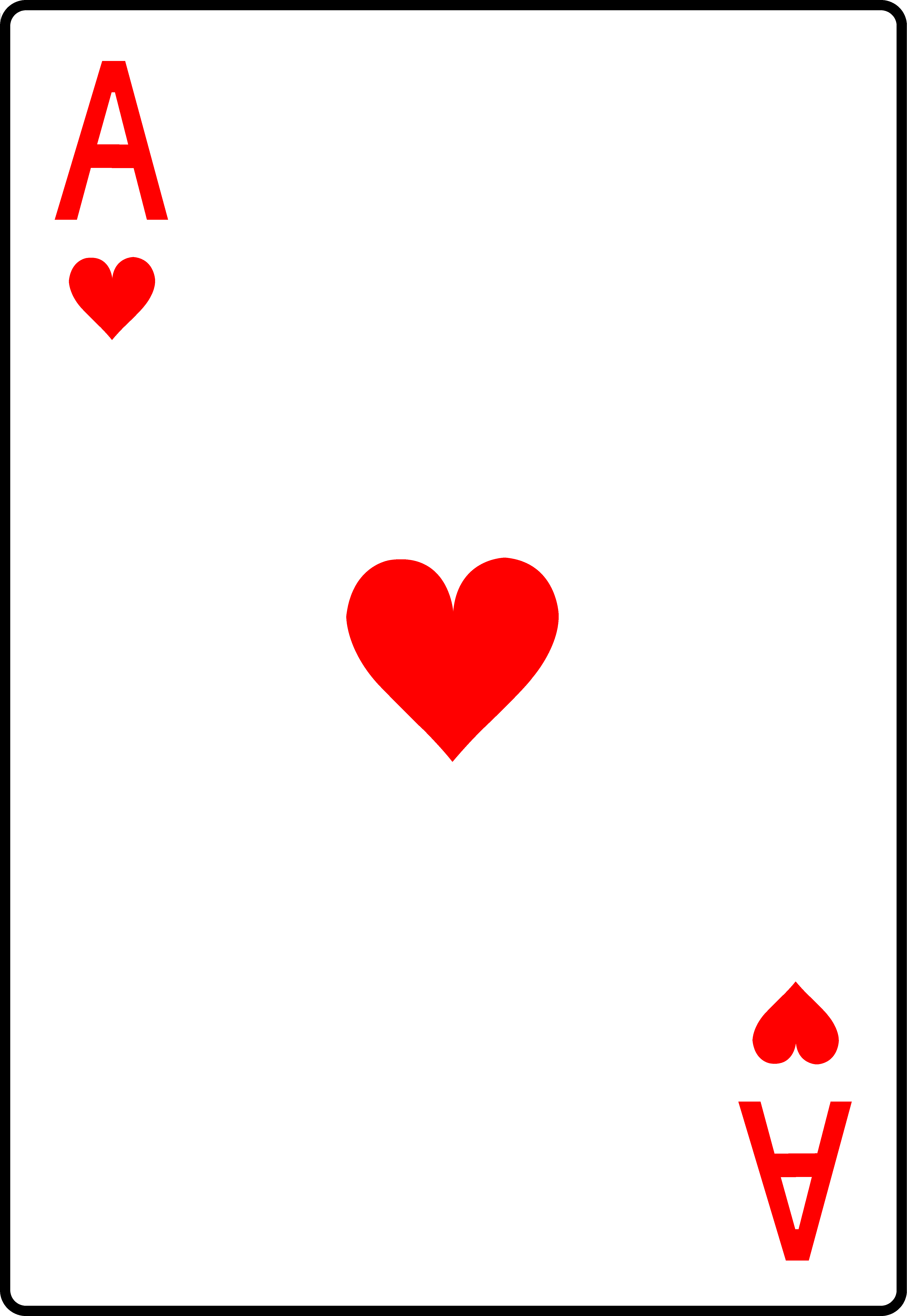 Is This Your Card With Images Ace Card Hearts Playing Cards Ace Of Hearts - Herz Ass