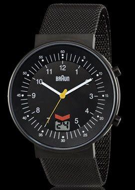 Braun BN0087 Black