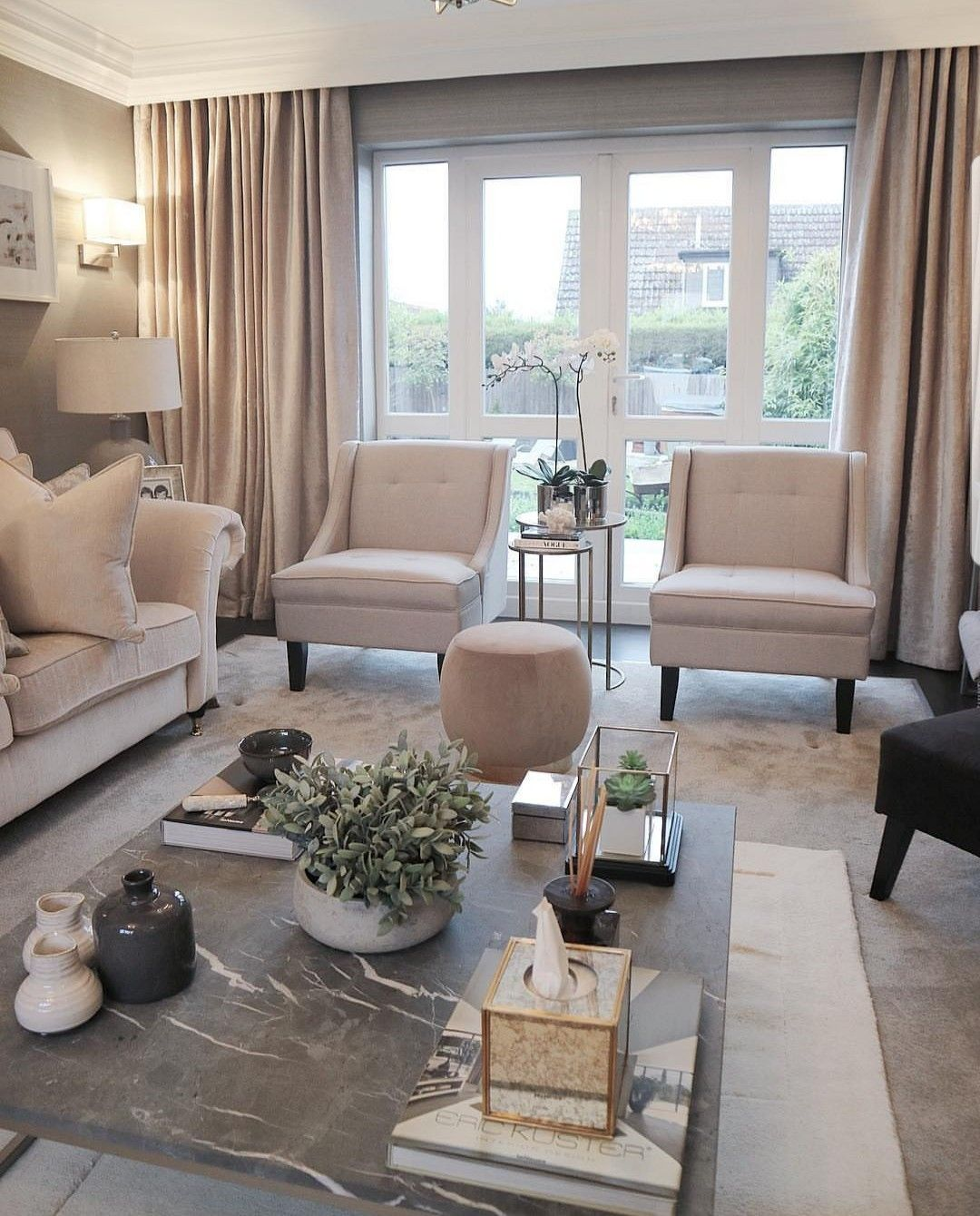 Pin By Hayla On Interior Design Small Living Room Decor Elegant
