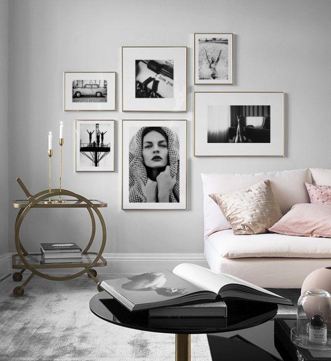Bildergebnis Fur Bilderwand Wohnzimmer Creative