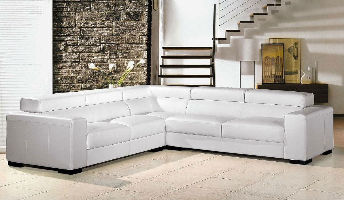 white leather sectional  httpwwwixmatchcomwhiteleather  - white leather sectional  httpwwwixmatchcomwhiteleathersectional homefurniture the mere mention of white leather sofa can inspire unia