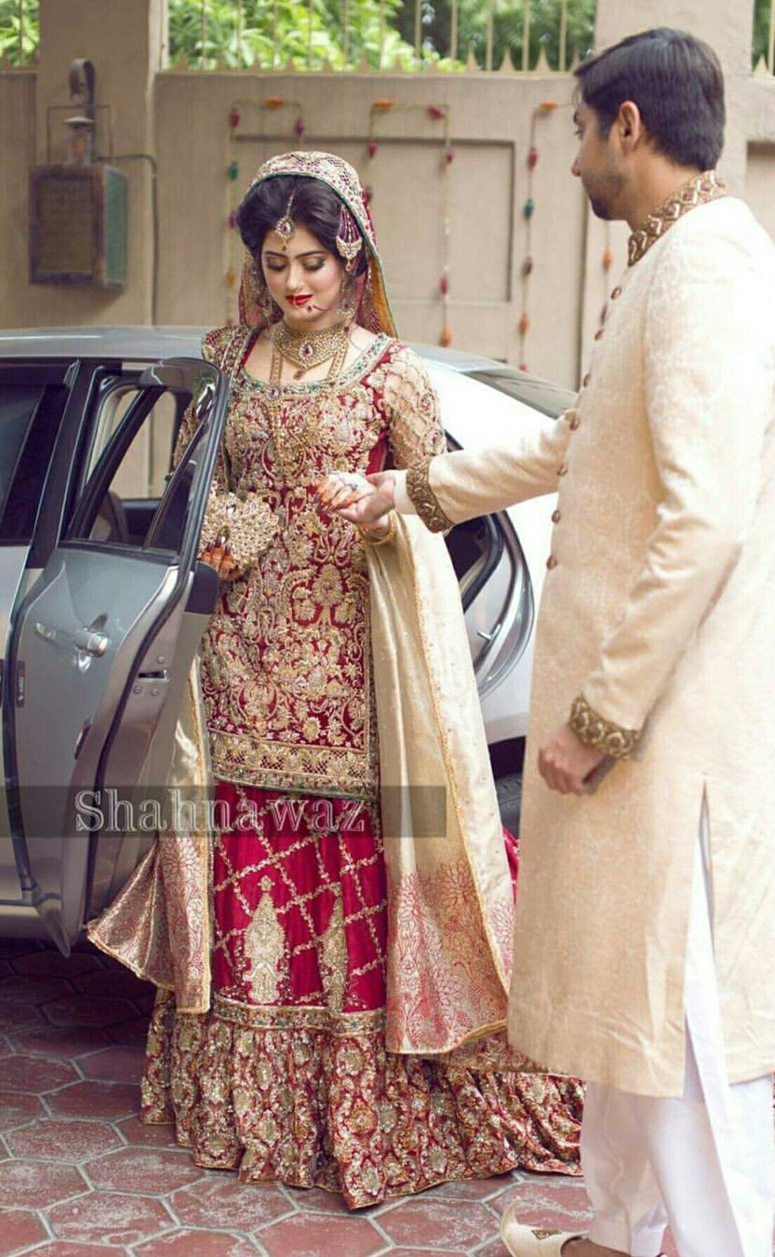 dfebba62c6 Asian Wedding Dress Pakistani, Pakistani Dress Design, Pakistan Bride,