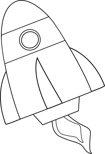 Black And White Rocket Clip Art Black And White Rocket Image Black And White Clip Art Rocket