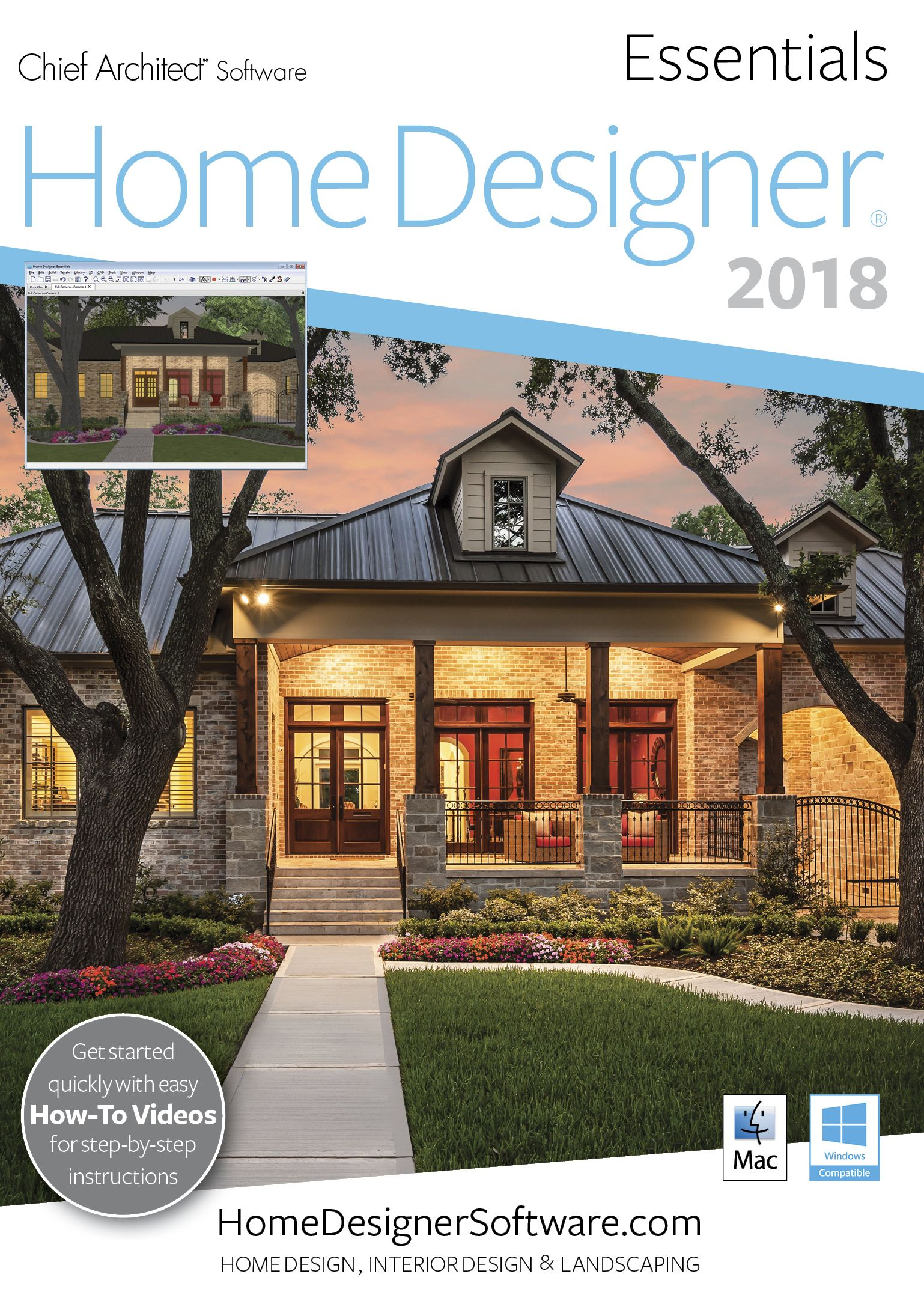 Amazing Home Designer(r) Software Part - 12: Home Designer Essentials 2018 Mac Download Download U003eu003eu003e You Can Find Out  More Details