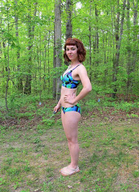 Bikini As Bra