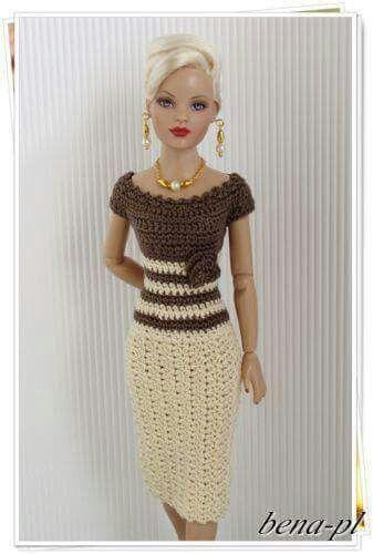Pin de Cindy Richards en Barbie clothes | Pinterest