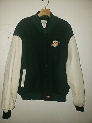 Ad(eBay Url) Vintage 1994 Superman Daily Planet Varsity Jacket XXL #varsityjacketoutfit