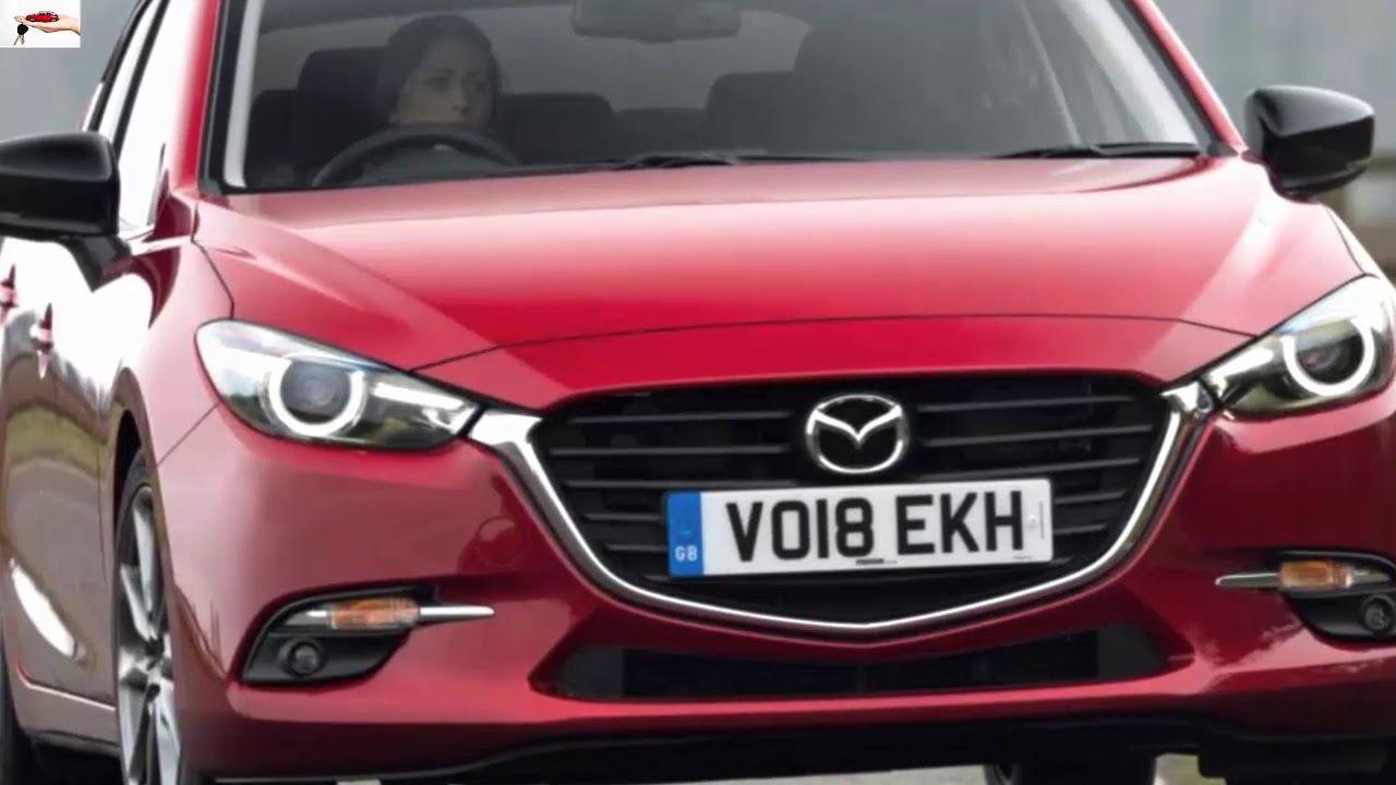 Mazda 3 Sport Black 2018 review