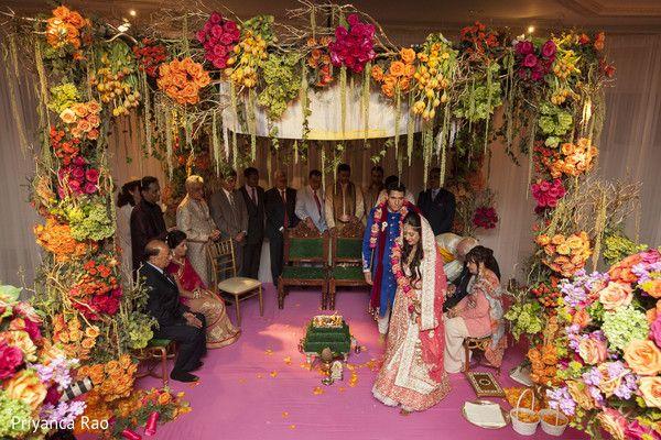 Ceremony http://www.maharaniweddings.com/gallery/photo/48116 @PriyancaPhoto