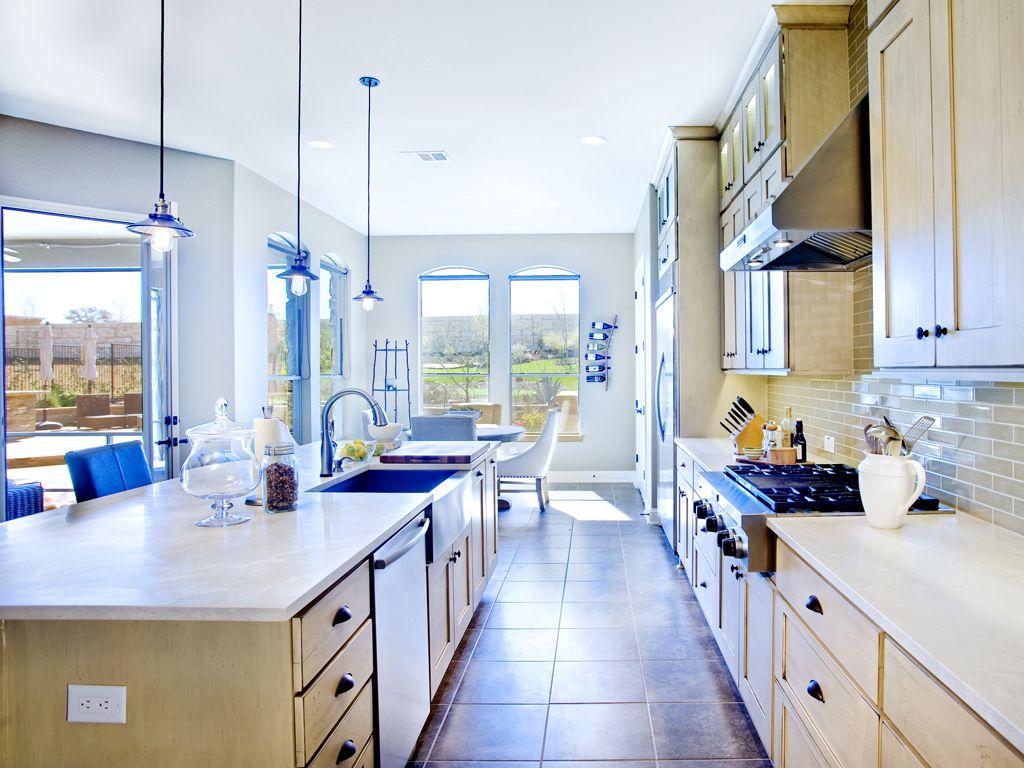 Huge Kitchen Island! (Kitchen. Island. Contemporary Kitchen. Austin ...