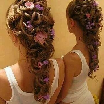Hair ... and style...