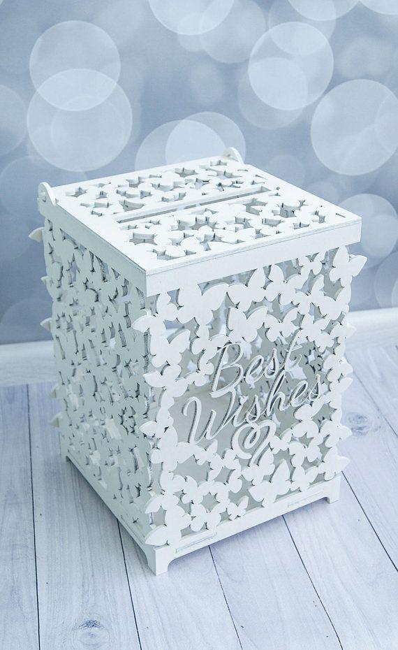 Wedding Card Box Black Wedding Card Holder Wedding Envelope Etsy Money Box Wedding Card Box Wedding Wedding Envelope Box