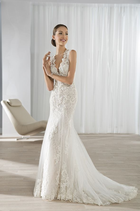 fb4d11340d8 Νυφικά Φορέματα Demetrios 2016 Collection - Style 595 | wedding ...
