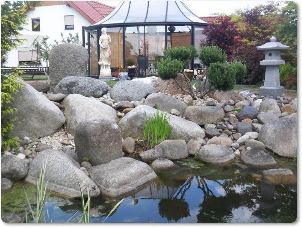 Grosse Findlinge Fur Garten Sie Werden Wunschen Dass Sie Fruher Versuchten Von Flussfindlinge Grosse Runde Steine Fur Grosse Findlinge Fur Garten Sie Werden Plants
