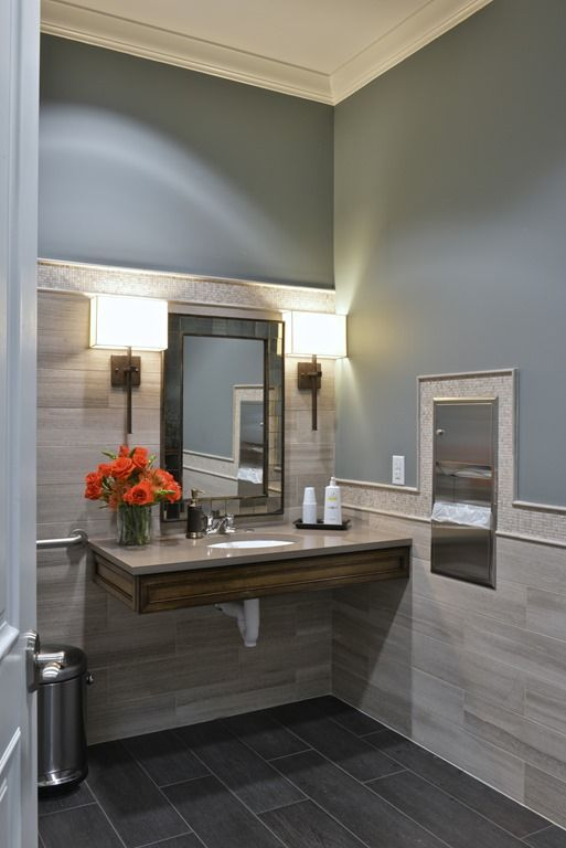 Office Bathroom Design, Office Bathroom Decor