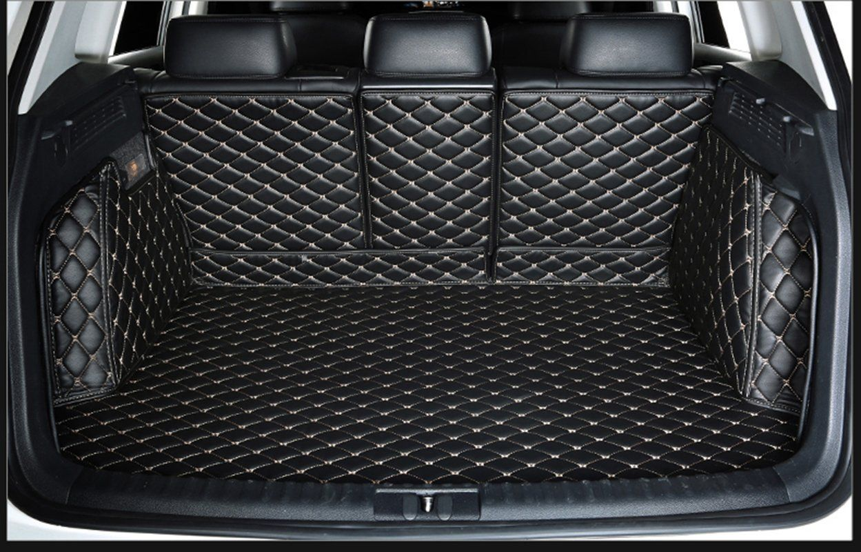 Willmaxmat Custom Fit Pet Trunk Cargo Liner Floor Mat For Mercedes