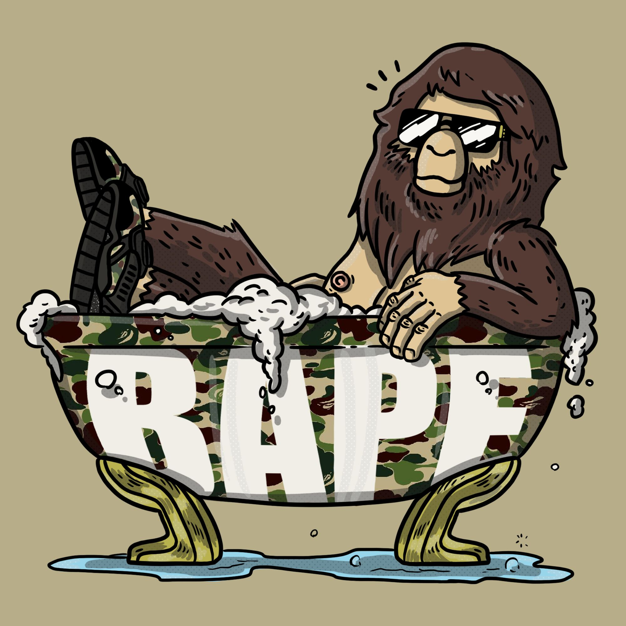 Bape A Bathing Ape Streetwear Design Puma Cartoon