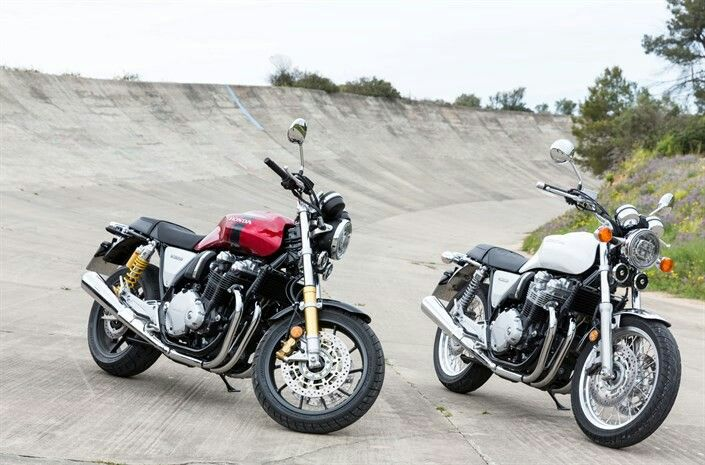 2017 CB1100 EuropeanRS And EX
