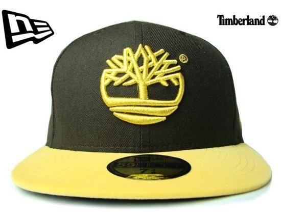 e8999844 TIMBERLAND x NEW ERA「Timberland」59Fifty Fitted Baseball Cap ...