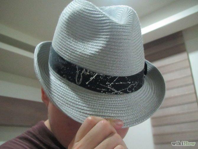 735096ca3c Practice Male Hat Etiquette | Men Hat Styles | Hats, Classic hats ...