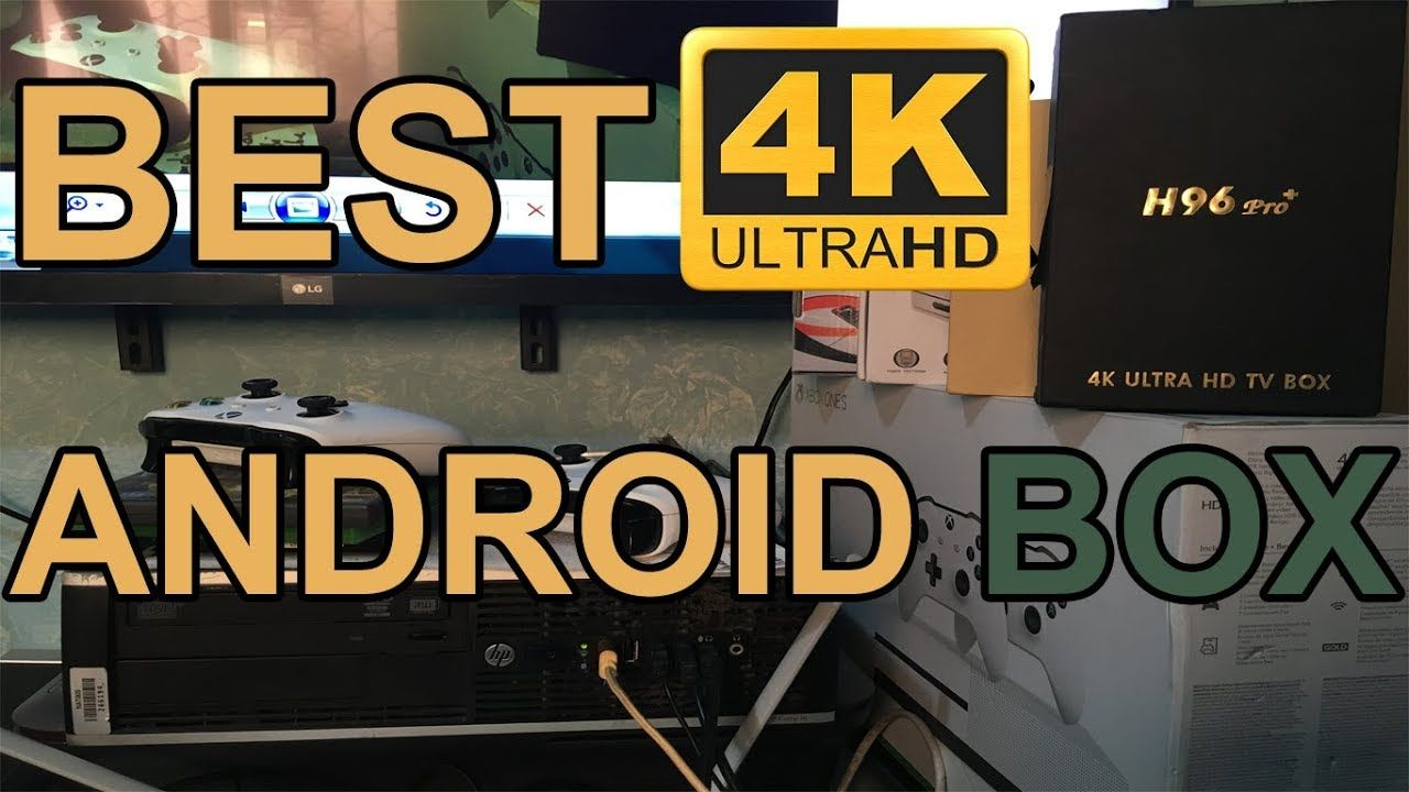 THE BEST 4K ANDROID TV BOX 🔥 WITH A LOW PRICE UNBELIEVABLE