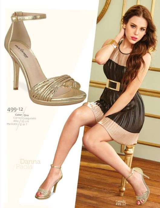 a724da618c3 Gala   Glamour Cklass Otoño Invierno 2015 (calzado fotos ...