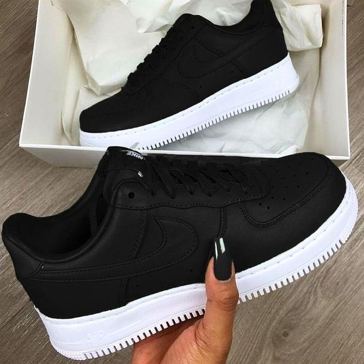 Nike Air Force | #fashion #shoes #nike #justdoit #sneakers
