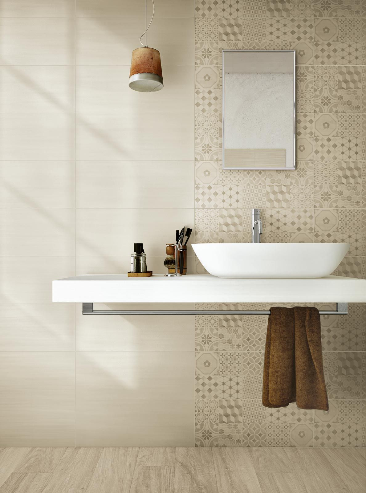 Piastrelle bagno in gres porcellanato ragno bathroom - Bagno gres porcellanato ...