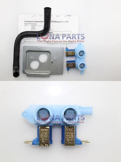 Other Major Appliances 20715 Amana Clothes Washer Washing Machine Water Valve R0131578 Ap4248017 Ps2167007 Buy It Now On Clothes Washer Steam Washer Washer