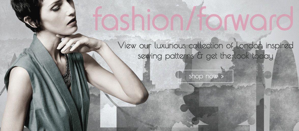 london sewing patterns | Independent designer patterns | Pinterest ...
