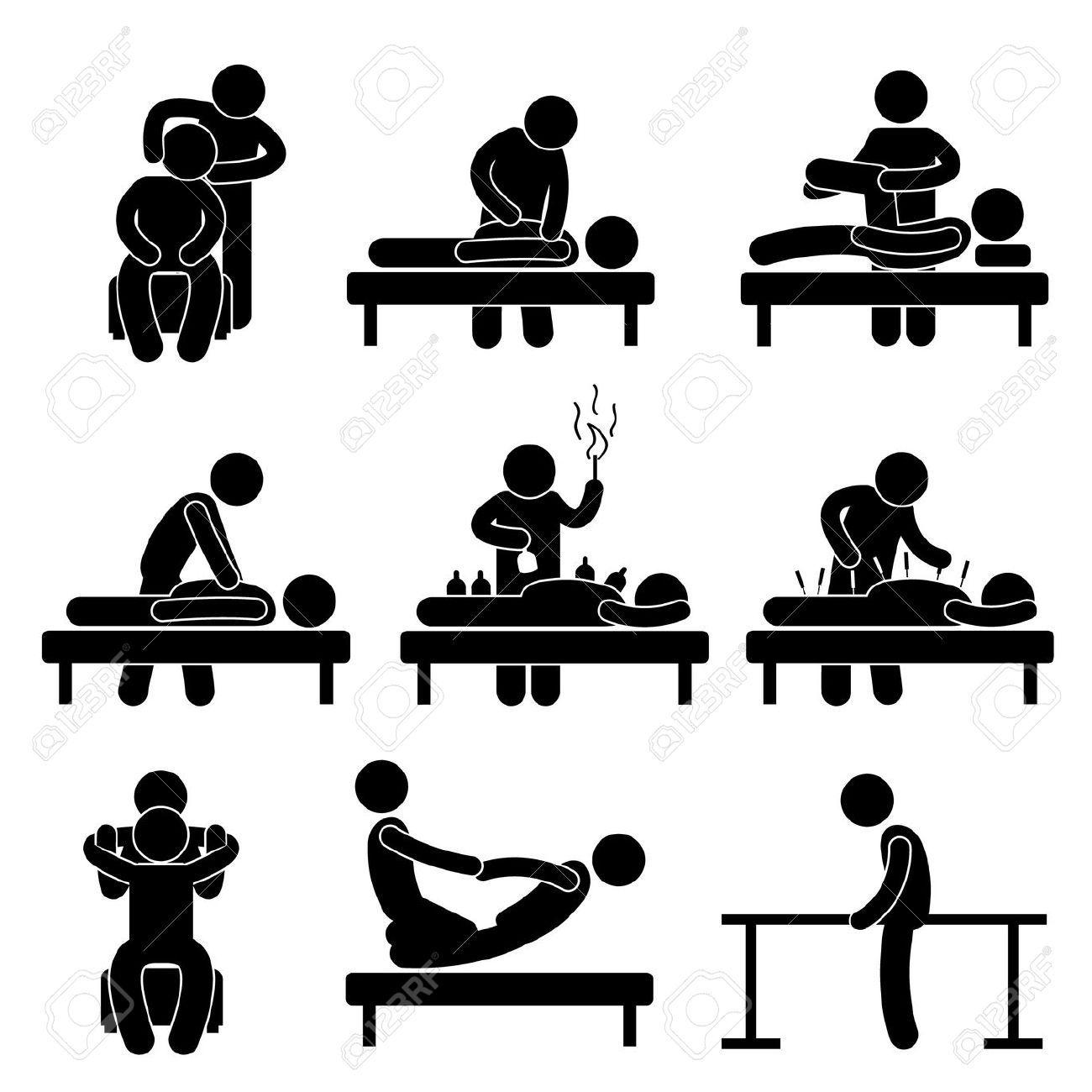 Acupuntura Quiropráctica Fisioterapia Masaje