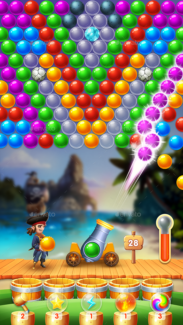 Bubble Shooter Game Assets Bubble shooter games