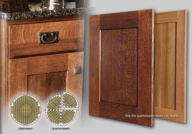 Best Quarter Sawn Oak Cabinets Kitchen Product Guide 400 x 300