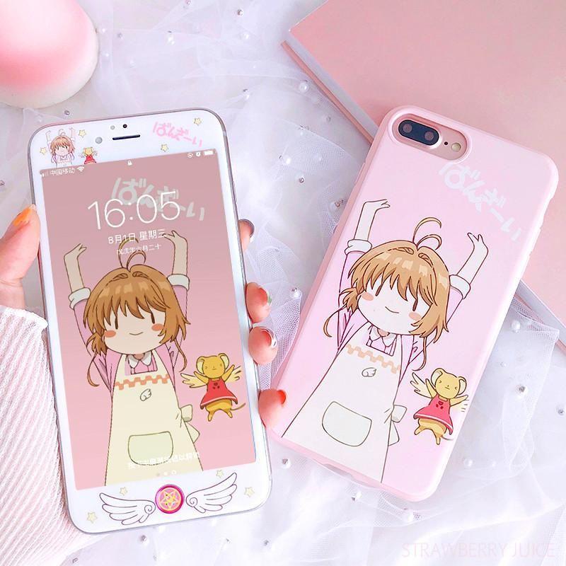 Aesthetic Anime Iphone Case - Anime Wallpaper