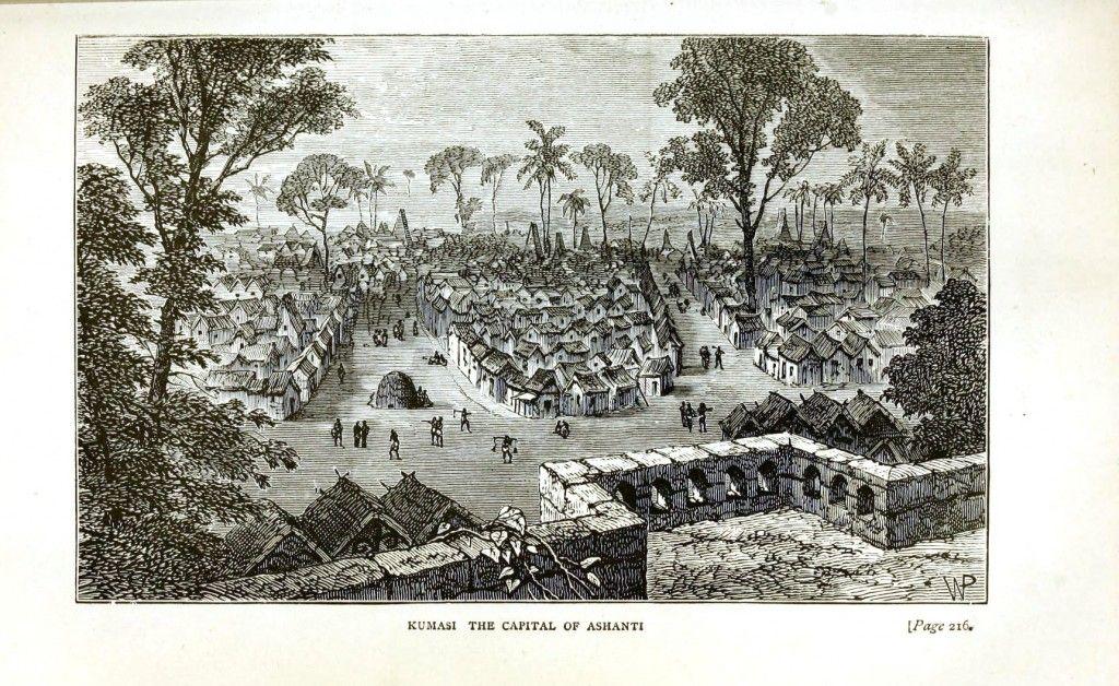 Geopolitical Africa Kumasi The Capital Of Ashanti 1024x628