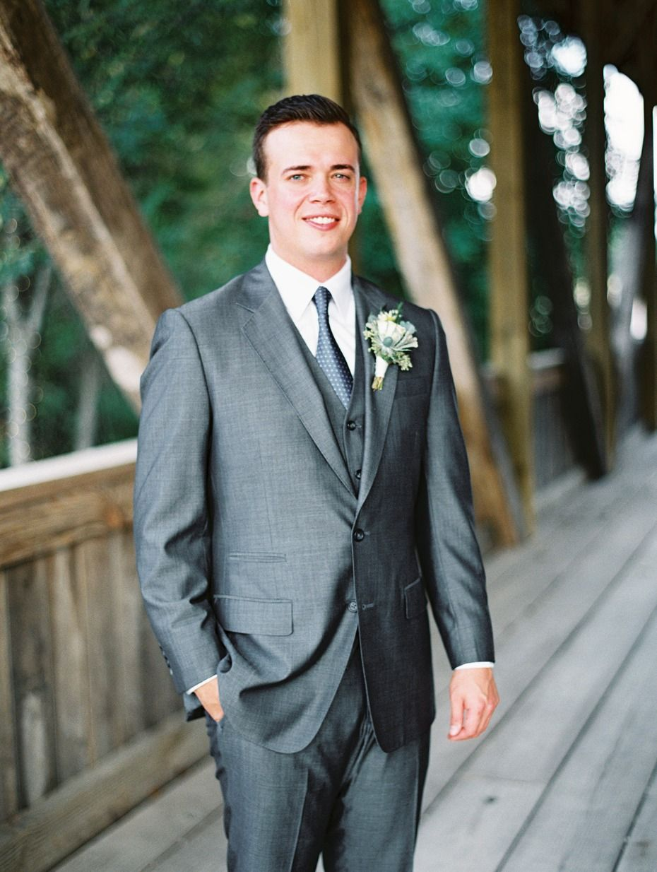 Beautiful Grey Grooms Suit Images - Womens Dresses & Gowns ...