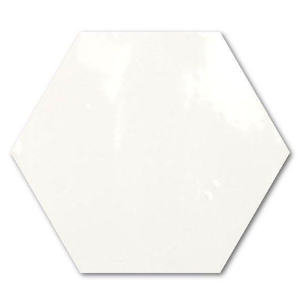 Hexagon Vintage White 17 5x20 2 White Vintage Vintage Hexagon