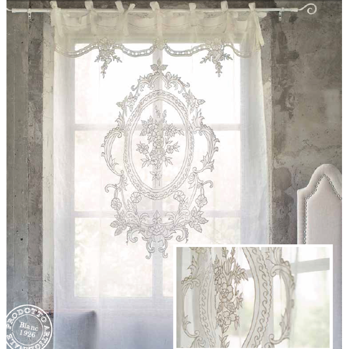 Tende shabby chic cucina cerca con google curtains for Tende country chic