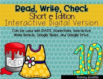 short e read write check interactive digital edition google