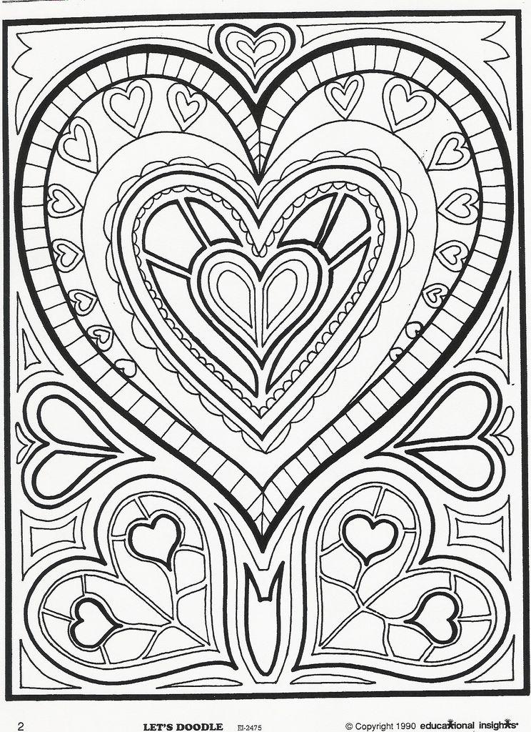 67 Lets Doodle Coloring Book