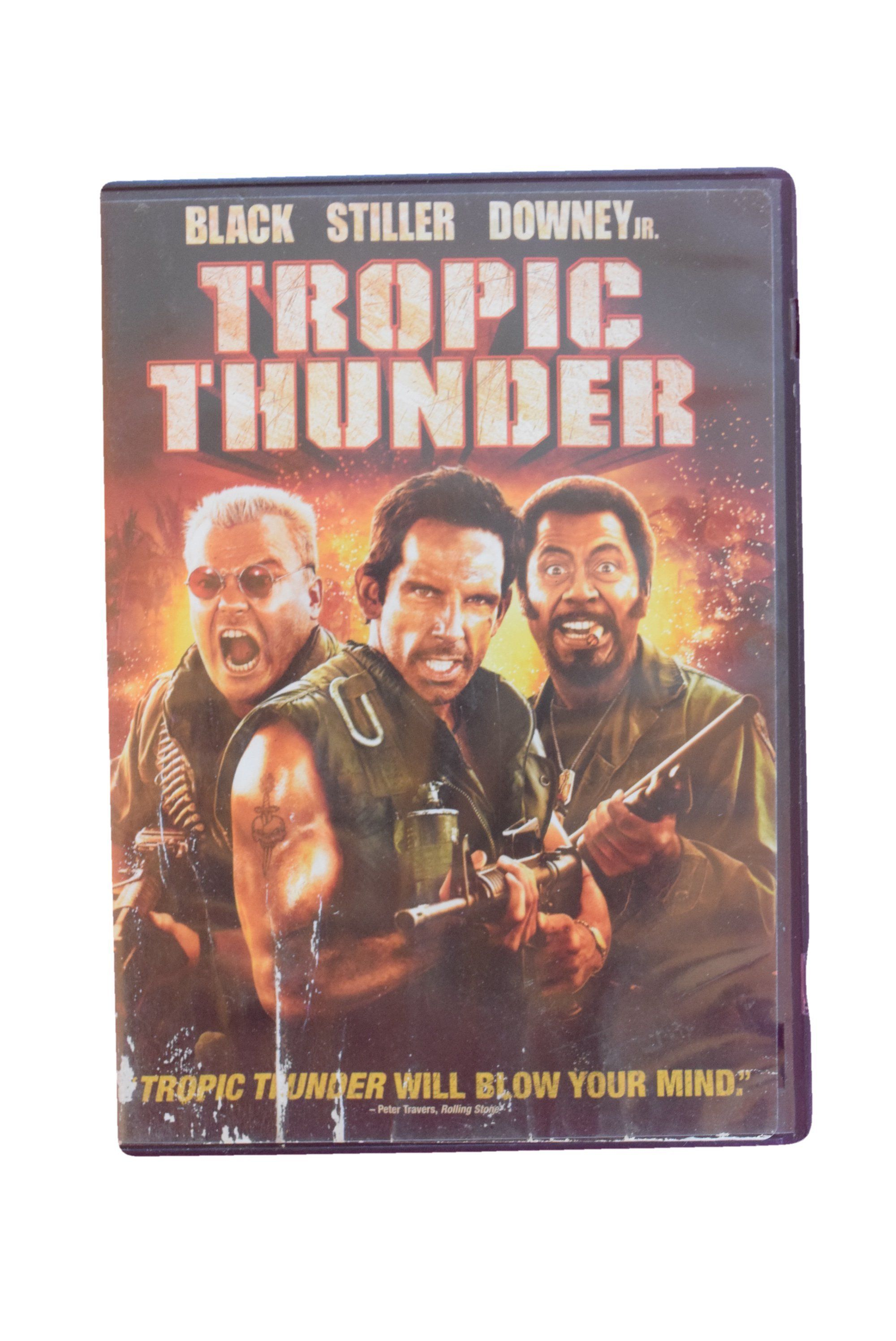 Tropic Thunder Hd Stream