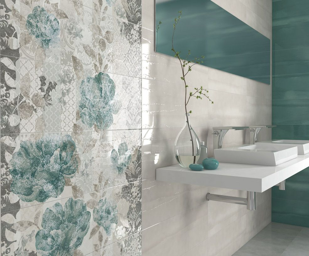 Aquarelle Wall Tile Series 25x75 Cm Revestimiento Arcana