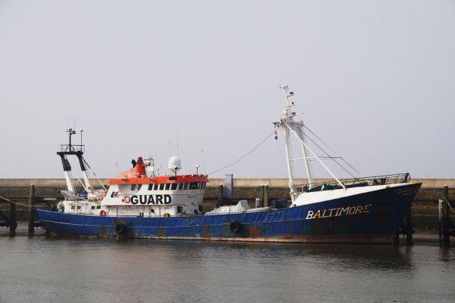 Beheer vanuit Urk  14 april 2016 afgemeerd in de haven van Harlingen   http://koopvaardij.blogspot.nl/2016/04/beheer-vanuit-urk.html