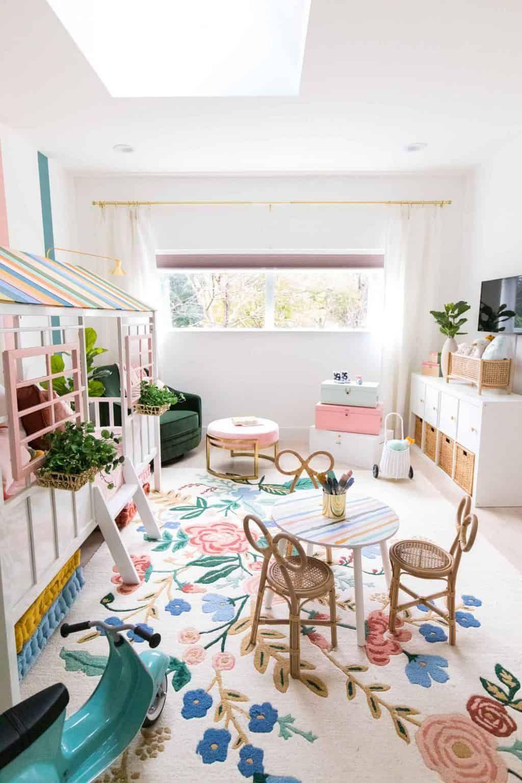 Little Girl Room Ideas Gwen S Toddler Girls Bedroom Before