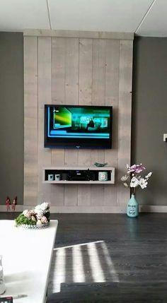 Houten Wand Tv Meubel.Tv Steun Voor Hoek Muur Google Zoeken Tv Wand Ontwerp