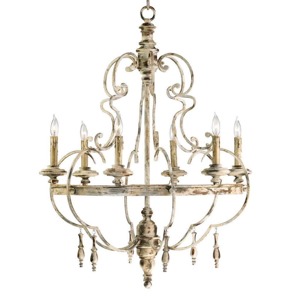 Rustic tuscan farmhouse iron wood chandelier french country rustic tuscan farmhouse iron wood chandelier french country cottage 6 light aloadofball Image collections