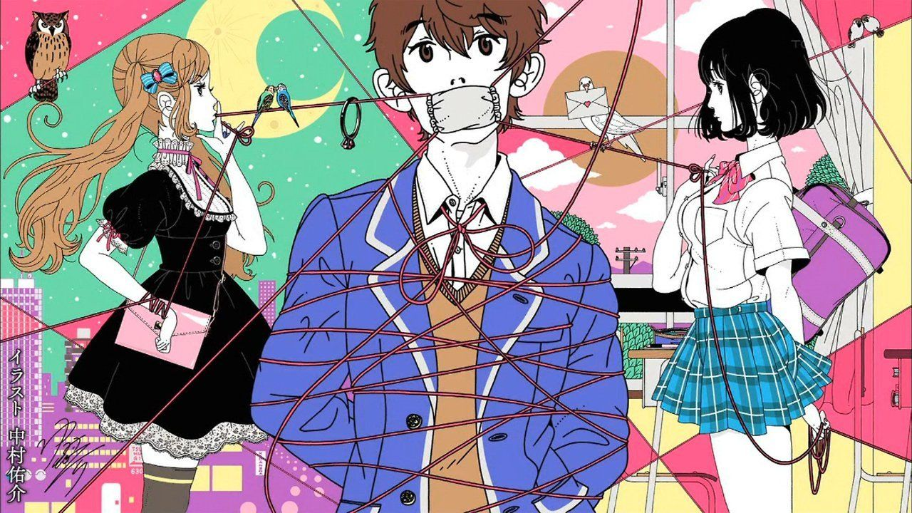 Pop Artist Yusuke Nakamura Will Win Your Heart With His Unique Style Anime Artist Pop Artist