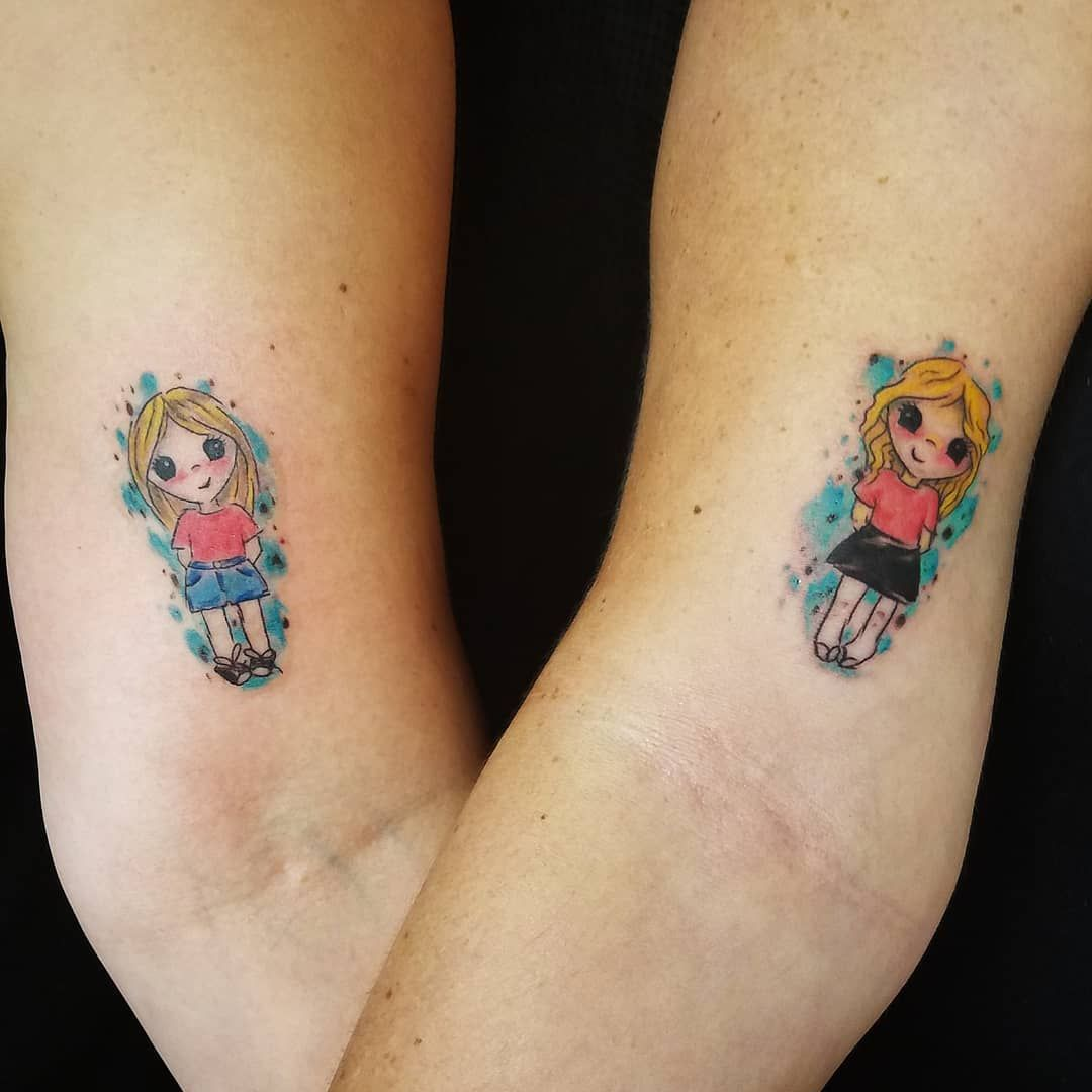 32++ Amazing Two face tattoo designs ideas