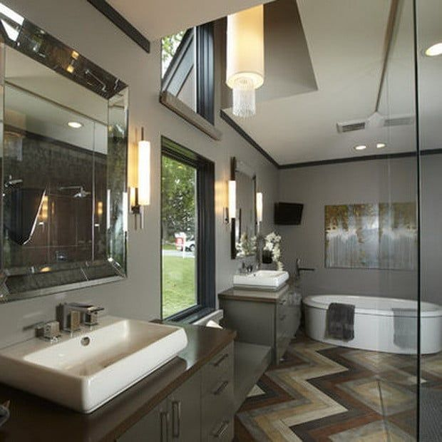 Breathtaking White Bathroom Ultra Modern Luxury Bathroom Designs Http Www Bocadolob Modern Luxury Bathroom Luxury Master Bathrooms Modern Master Bathroom
